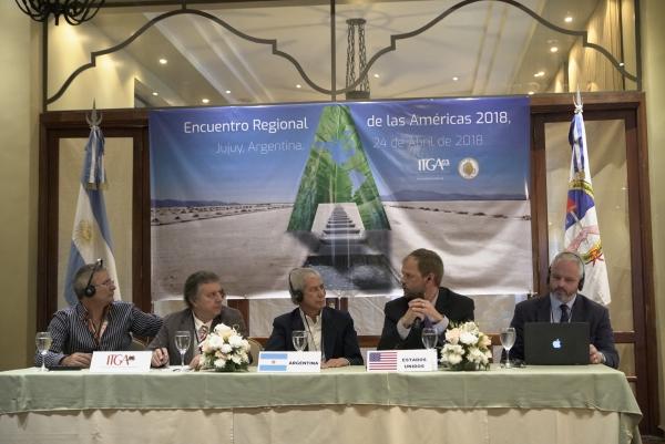 Encuentro Regional de las Americas 2018 en Jujuy