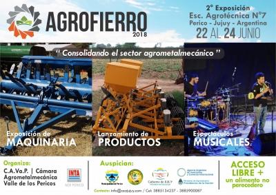 Agrofierro 2018