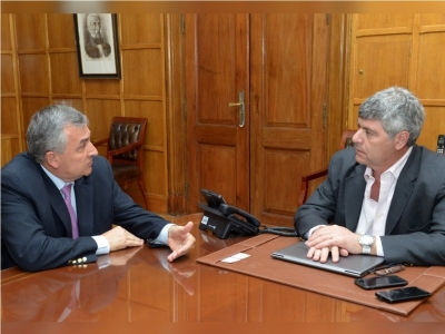 Morales y Buryaile anunciaron el arribo de fondos para productores tabacaleros