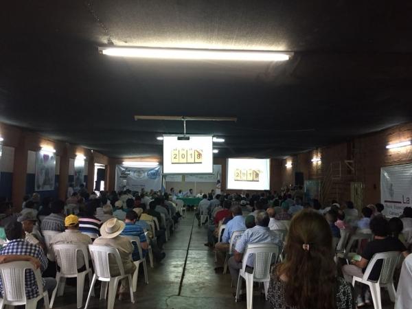 Cámara del Tabaco de Jujuy. Reunión Informativa